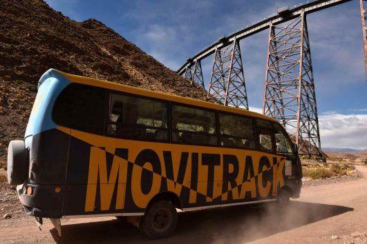El Movitrack y el Viaducto