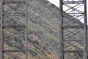El Movitrack en el Viaducto La Polvorilla