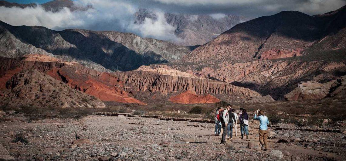 Caminata en los Valles Calchaquies