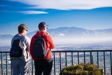 vista cerro san bernardo 360x240 - Salta City Tour