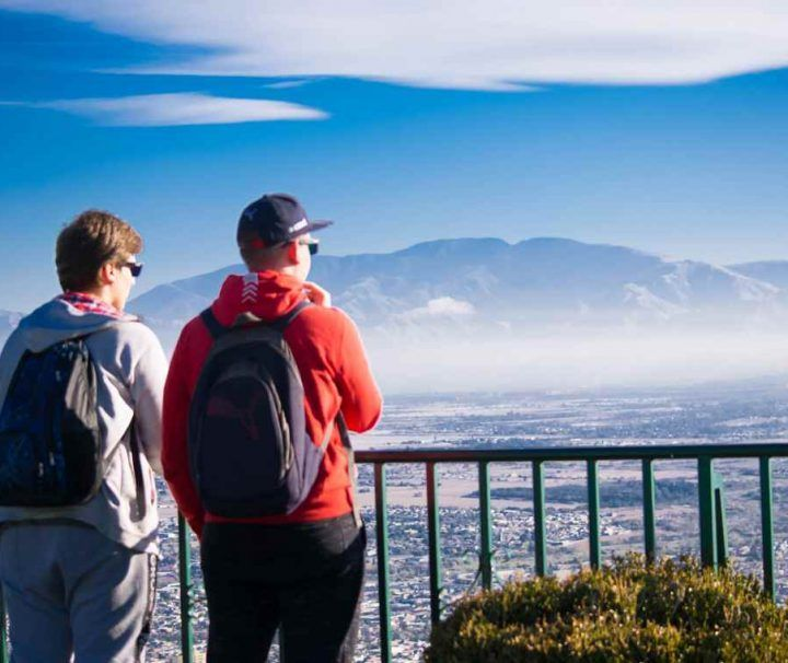 vista cerro san bernardo 720x606 - Salta City Tour