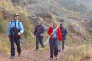 grupo trekking 180x120 - Trekking Torreón Cuesta del Obispo
