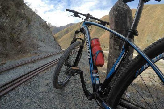 Mountain bike en Salta