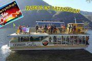 paseos catamaran dique cabra corral 180x120 - Pack 6 - Adventure in Cabra Corral Lake