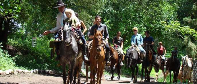 Sayta Ranch Chicoana