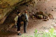 trekking cuevas incas 180x120 - Trekking Torreón Cuesta del Obispo